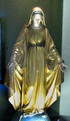 Lourdes, Nossa Senhora das Graças, cachot