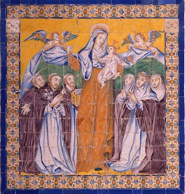 Nossa Senhora do Rosario, Andaluzia