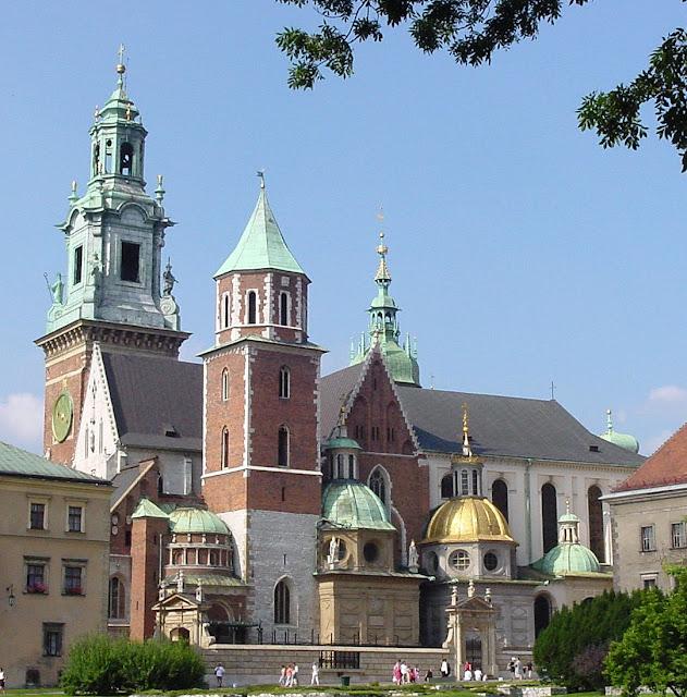 Catedral de Cracóvia, Polônia
