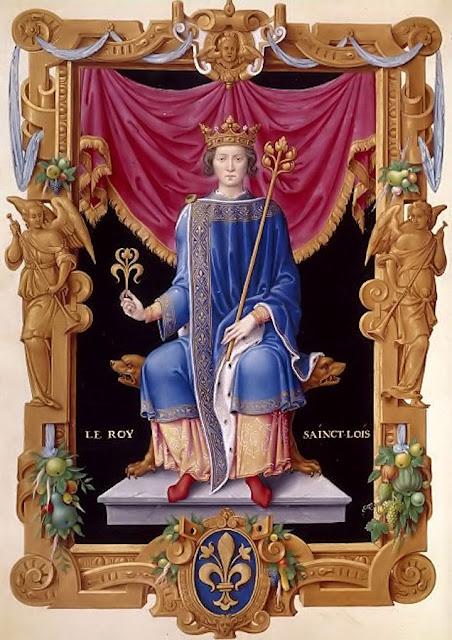 São Luis IX, Jean de Tillet (século XVI)