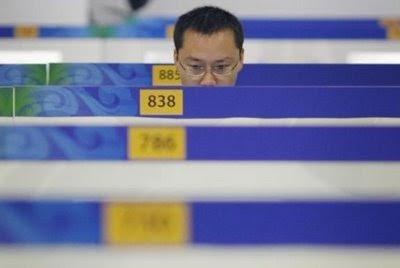 Centro de imprensa, Jogos Pequim