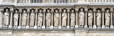 Notre Dame, galeria dos reis