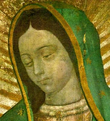 Nossa Senhora de Guadalupe, Mexico