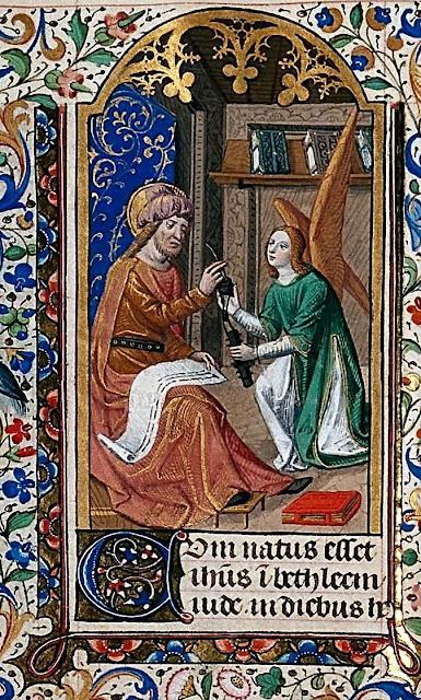 São Mateus escreveu seu Evangelho divinamente inspirado