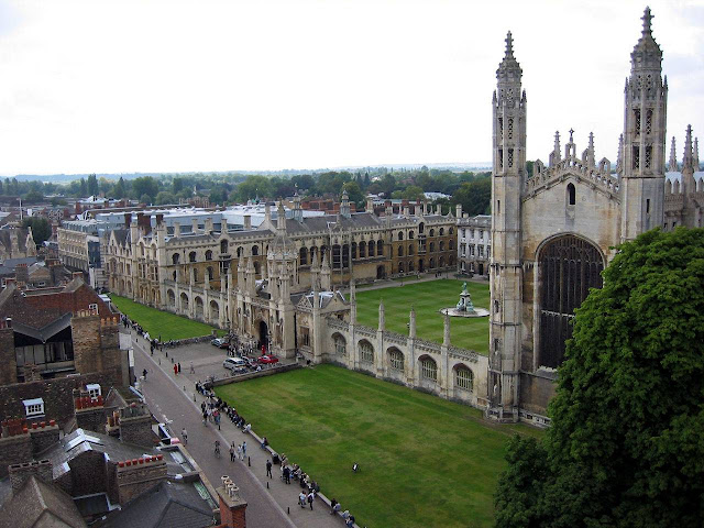 Universidade de Cambridge, Inglaterra