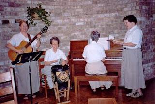 Clarissas em liturgia, Minneapolis