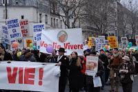 Paris Marche pour la vie