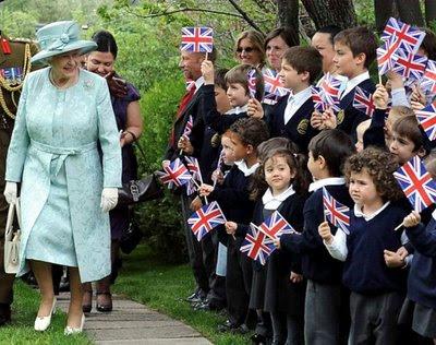 Ingleses preferem salvar identidade e independência