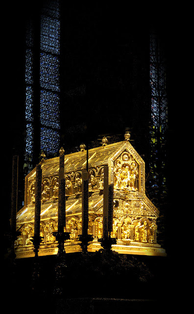 Relicário dos Três Reis Magos, catedral de Colônia, Alemanha