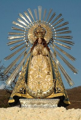 Virgen del Milagro, padroeira de Salta