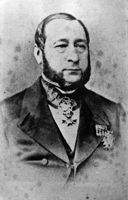 O prefeito de Midi-Pyrenées, barão Massy