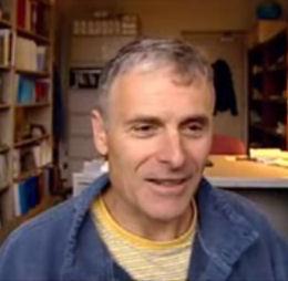 Prof. Ian Clark, Departamento das Ciências da Terra, Universidade de Otawa: