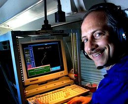 Stanley B. Goldenberg, especialista em furacões da National Oceanic and Atmospheric Administration:
