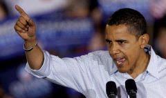 Barack Hussein Obama, presidente dos EUA:
