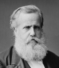 Tato diplomático de Dom Pedro II. Imperador em 1876