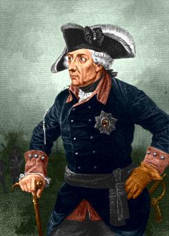 Frederico II, rei da Prússia