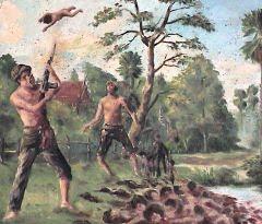"""Extermínio de massa para dar no """"homem novo"""" por """"evolução"""""""