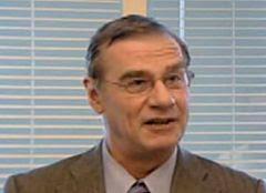 Prof. Patrick Michaels, Departamento de Ciências Ambientais da Universidade de Virginia: