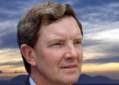 Kelvin Kemm, físico nuclear sul-africano e diretor de Stratek Business: