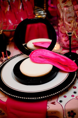 Check out more Hot Pink Teen Party ideas