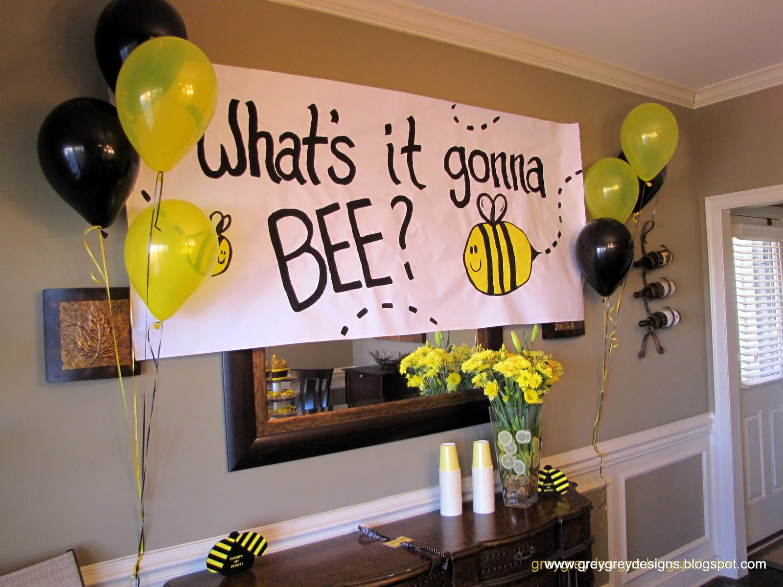 Design baby room gazee for Bee decorations for the home