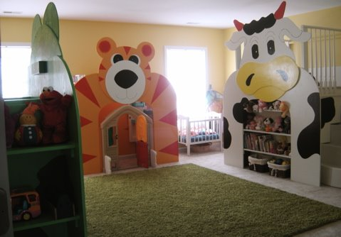 creative playrooms