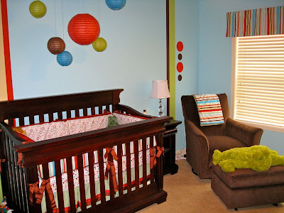 Baby Nursery Window Treatments on Designer Nursery Window Treatments   Window Treatments Ideas