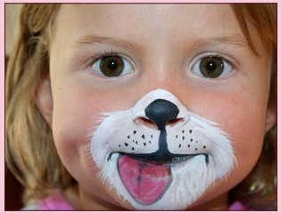 Basic Face Painting Guide for Easy Face Painting Boys