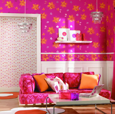 wallpaper room ideas. wallpaper ideas for edroom.