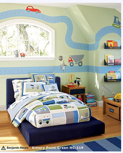 boys+transportation+room » Baby Bedding Exciting Approach Nursery Decor Bedroom Designs