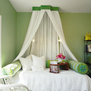 this is the related images of Make Your Own Bed Canopy