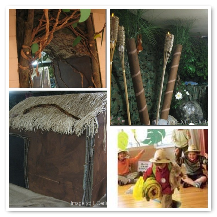 Jungle Safari Vbs: Kids Jungle Party Ideas