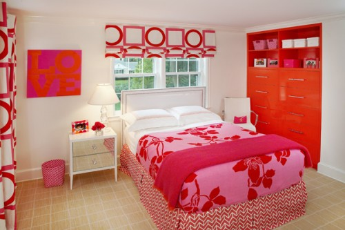 modern simple teen red bedroom design ideas4 500x333 Granny mature vid gallery
