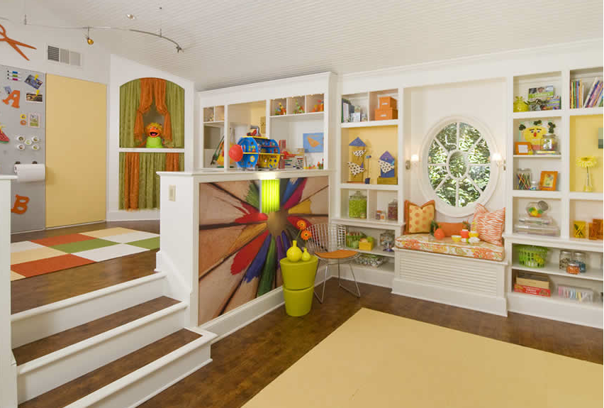 Kids 39 craft play room design dazzle for Kids play rooms