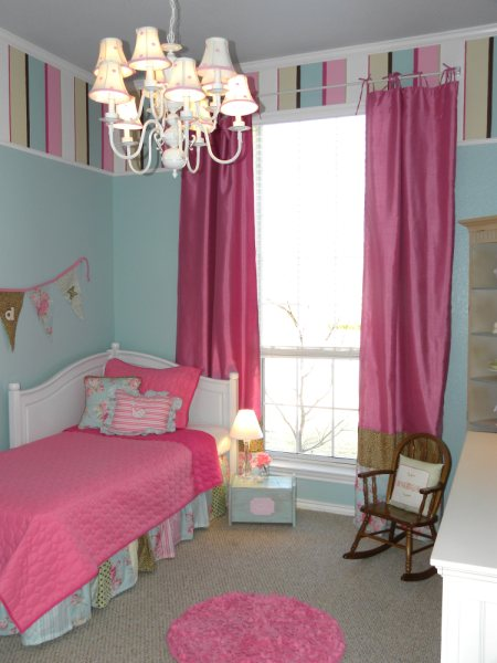room baby dazzle design dazzle readers favorite girls rooms 2010. Black Bedroom Furniture Sets. Home Design Ideas