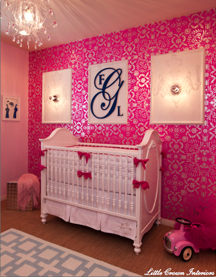 Design baby room gazee for Fabrics for children s rooms