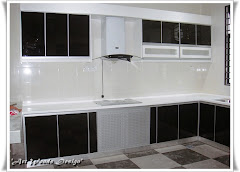 3G HIGH TECH MODERN KITCHEN CABINET