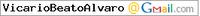 Correo electrónico de nuestro Vicario Parroquial