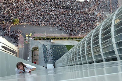 Alain Robert, the French Spiderman