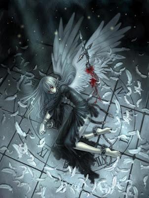 tatuajes angel caido. Paulino Arreola Arreola. De su libro: Cd. Juárez Sin Maquillaje