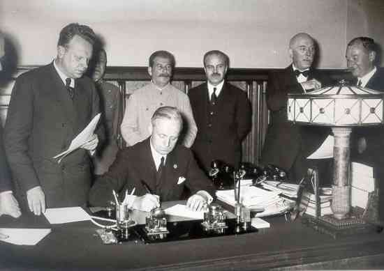 molotov ribbentrop pact August 23 marks 75 years since hitler's germany and stalin's soviet union signed the infamous molotov-ribbentrop pact it lasted a mere 22 months - and stalin's motiviations remain disputed.