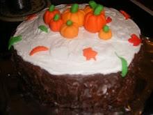 Harvest Time Cake