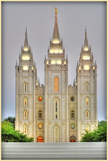 LDS Temple - Salt Lake
