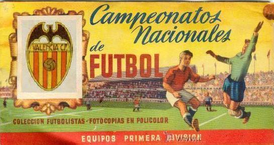 """El Valencia en el recuerdo... en """"Superdeporte""""."""