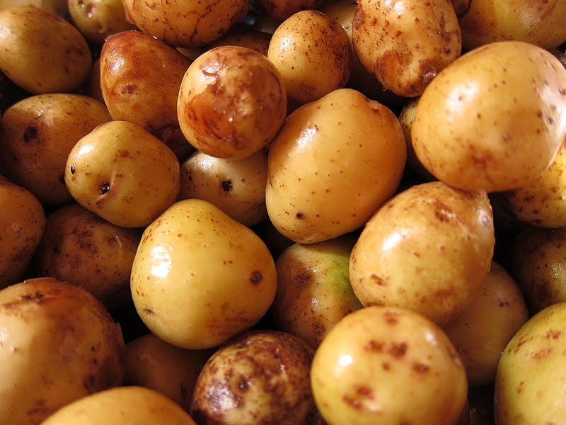 how to cook marble potatoes