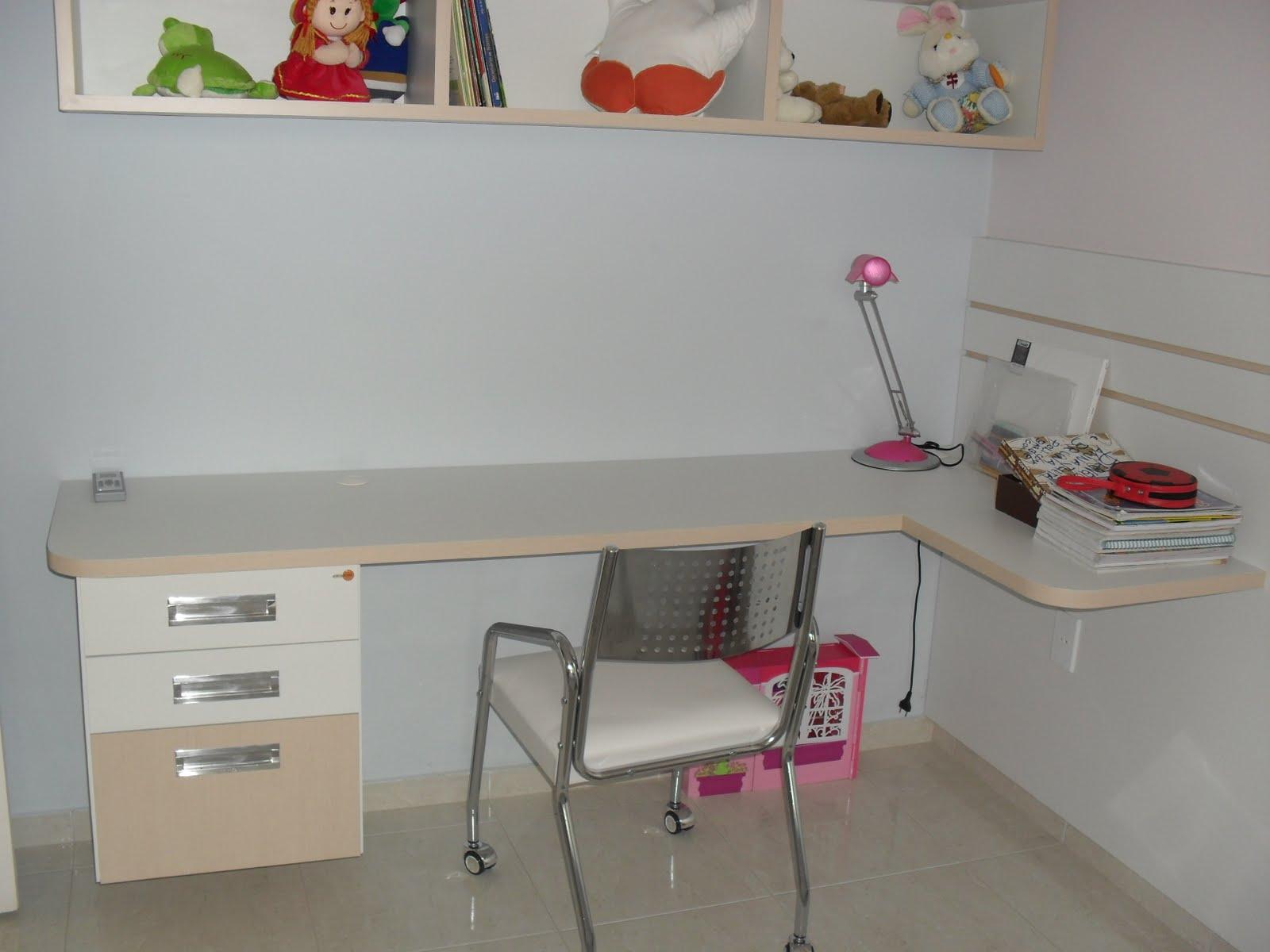 CRIATIVA Móveis & Design: Bancada de Estudos #7C3331 1600x1200
