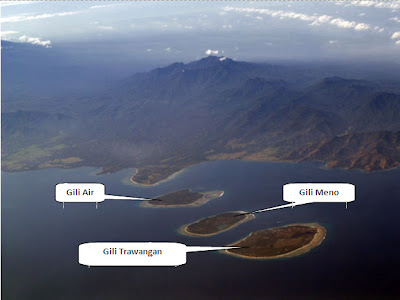 Gili Meno on And Gili Meno Third Island As If They Could Represent The Beauty