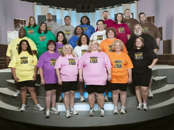 Tags: amazing, NBC, stuff, The Biggest Loser, weight loss, World's Fattest