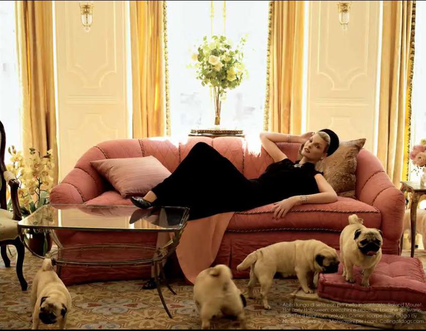 Linda Evangelista Duchess