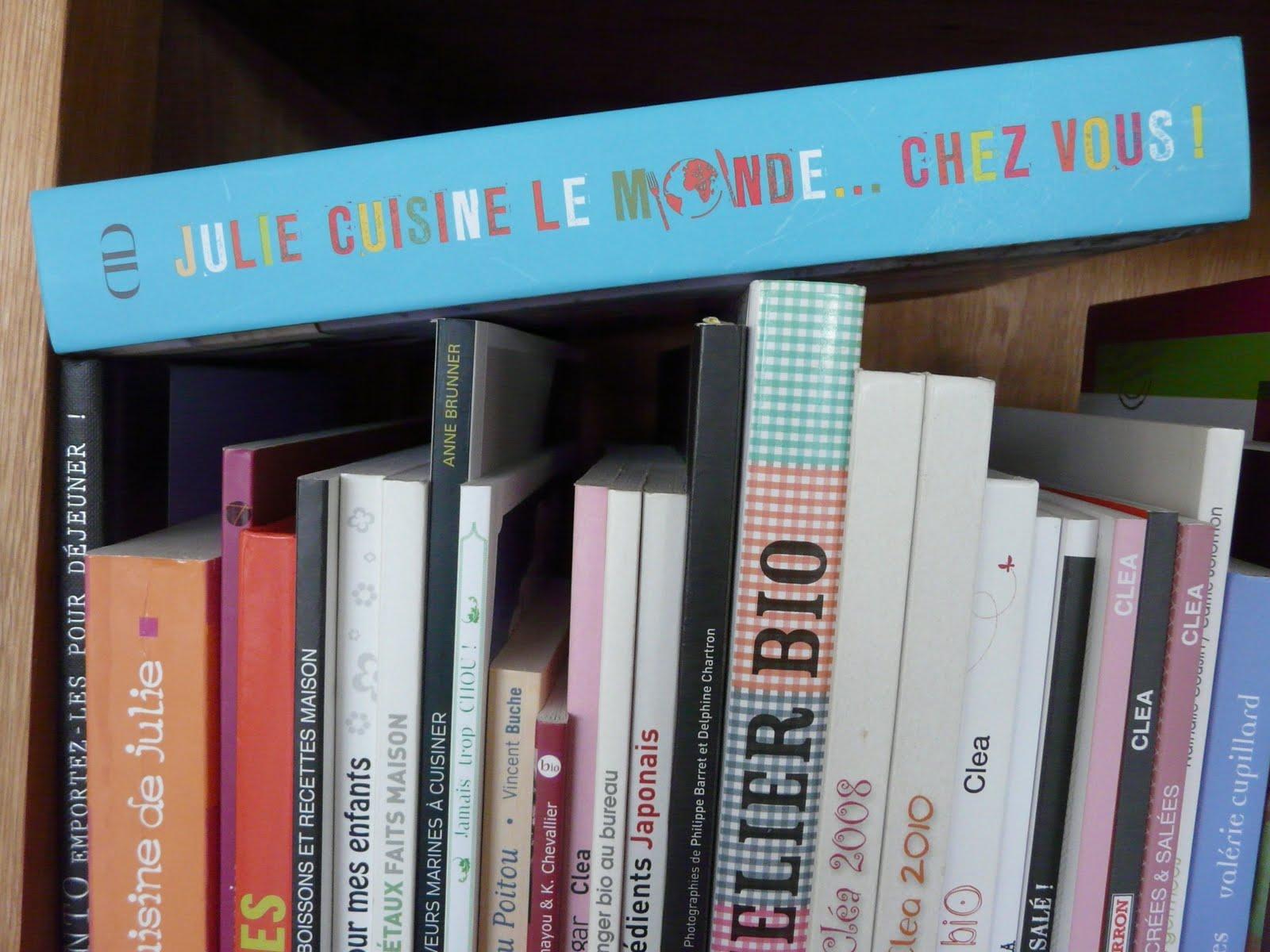 Linouarlu janvier 2011 - Julie cuisine le monde ...